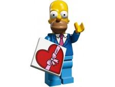 Минифигурки Симпсоны 2-й выпуск - Гомер - 71009-1
