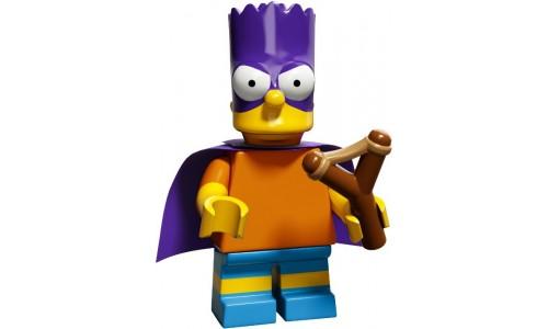 Минифигурки Симпсоны 2-й выпуск - Барт 71009-5 Лего Минифигурки (Lego Minifigures)
