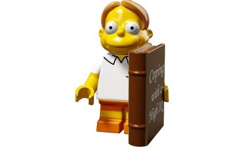 Минифигурки Симпсоны 2-й выпуск - Мартин Принс 71009-8 Лего Минифигурки (Lego Minifigures)