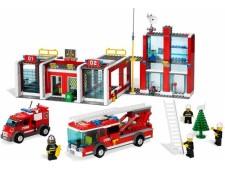 Пожарное депо - 7208