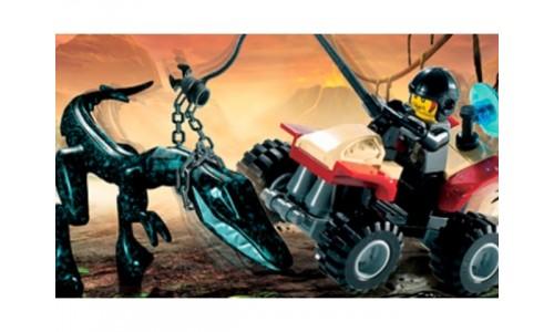 Дино квадроцикл 7294 Лего Дино (Lego Dino)