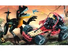 Багги для преследования динозавров - 7295