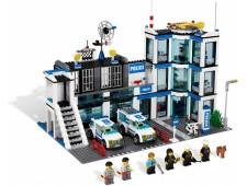 Полицейский участок - 7498