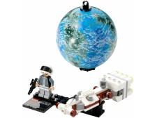 КорабльTantive IV и планета Алдераан - 75011