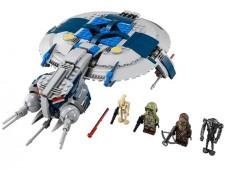 Боевой корабль дроидов - 75042