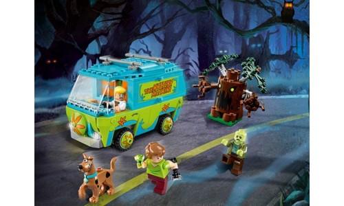 Фургончик Тайн 75902 Лего Скуби Ду (Lego Scooby Doo)