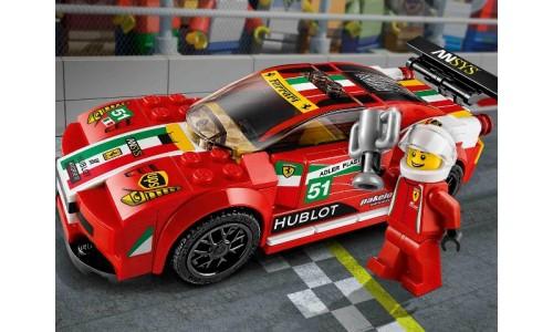 Феррари 458 Италия GT2 75908 Speed Champions