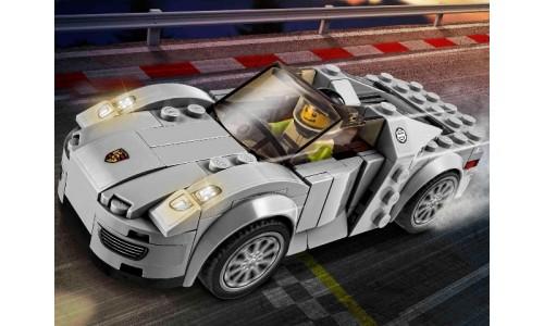 Porsche 918 Spyder 75910 Speed Champions