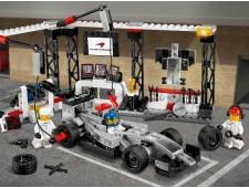 Пункт техобслуживания McLaren Mercedes - 75911