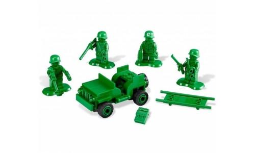 Военный патруль 7595 Лего История игрушек (Lego Toy story)