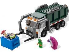 Побег на мусоровозе - 7599