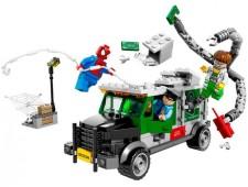 Человек-паук против Доктора Осьминога: ограбление грузовика - 76015