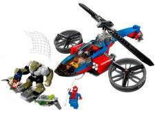 Спасательный вертолёт Человека-паука - 76016