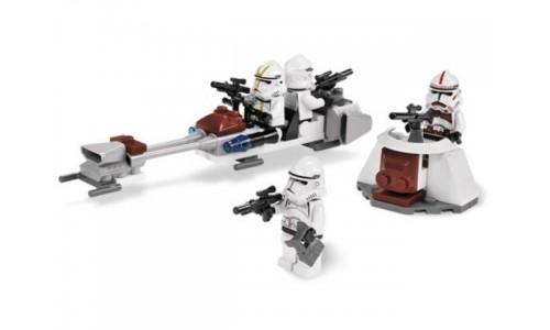 Боевой комплект солдат-клонов 7655 Лего Звездные войны (Lego Star Wars)