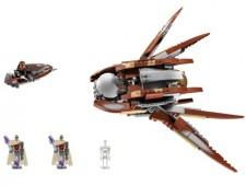Звездный корабль Графа Дуку - 7752