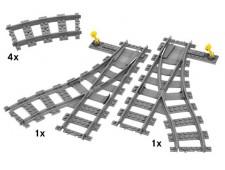 Железнодорожные стрелки - 7895