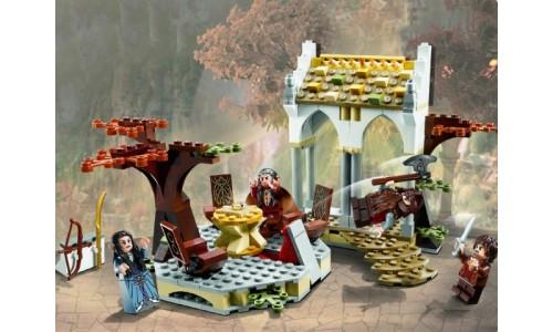 Совет у Элронда 79006 Лего Властелин Колец (Lego  Lord of the Rings)