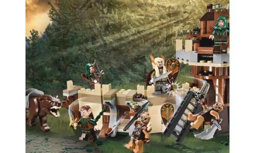 Армия эльфов Лихолесья 79012 Лего Хоббит (Lego Hobbit)