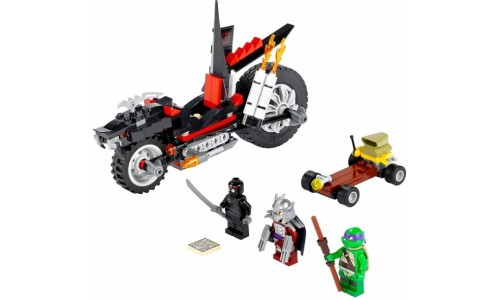 Мотоцикл-дракон Шреддера 79101 Лего Черепашки ниндзя (Lego Teenage Mutant Ninja Turtles)