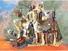 Перестрелка в серебряной шахте - 79110