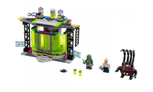 Комната мутации 79119 Лего Черепашки ниндзя (Lego Teenage Mutant Ninja Turtles)