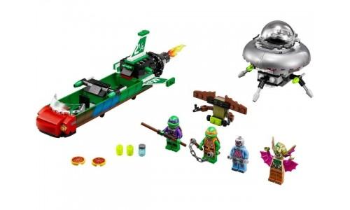 Нападение с воздуха 79120 Лего Черепашки ниндзя (Lego Teenage Mutant Ninja Turtles)
