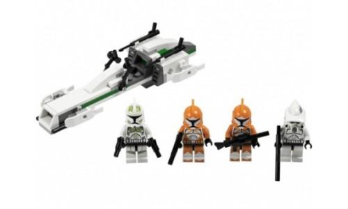 Боевой отряд штурмовиков-клонов 7913 Лего Звездные войны (Lego Star Wars)
