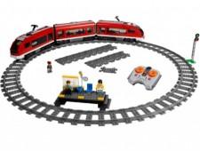 Пассажирский поезд - 7938
