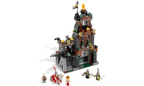 Спасение узника башни 7947 Лего Королевство (Lego Kingdoms)