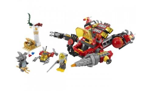 Глубоководный Рейдер 7984 Лего Атлантида (Lego Atlantis)