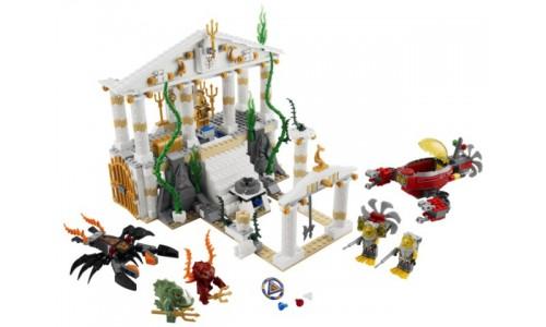 Город Атлантида 7985 Лего Атлантида (Lego Atlantis)