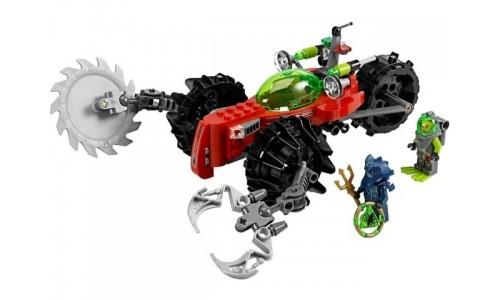 Уборщик морского дна 8059 Лего Атлантида (Lego Atlantis)