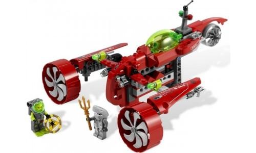 Субмарина лодка Тайфун Турбо 8060 Лего Атлантида (Lego Atlantis)