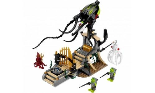 Врата Кальмара 8061 Лего Атлантида (Lego Atlantis)
