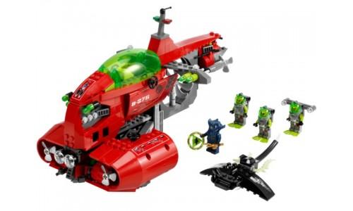 Перевозчик Нептуна 8075 Лего Атлантида (Lego Atlantis)