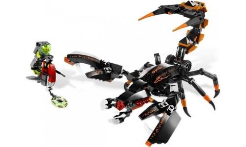 Глубоководный боец 8076 Лего Атлантида (Lego Atlantis)