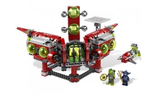 Штаб исследования Атлантиды 8077 Лего Атлантида (Lego Atlantis)