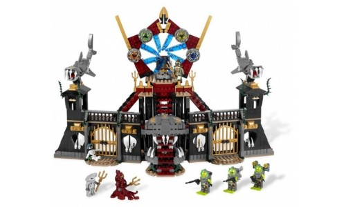 Ворота Атлантиды 8078 Лего Атлантида (Lego Atlantis)