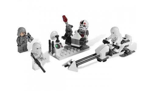 Боевое подразделение штурмовиков-клонов 8084 Лего Звездные войны (Lego Star Wars)