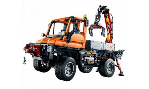 Mercedes-Benz Unimog U 400 8110 Лего Техник (Lego Technic)