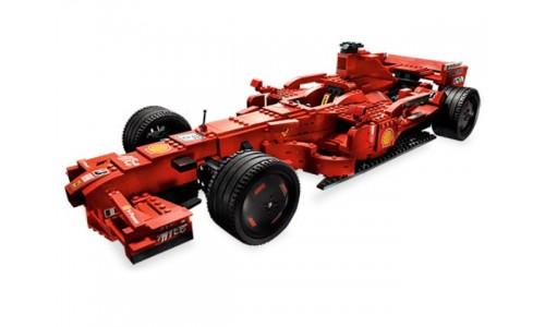 Ferrari F1 в масштабе 1:9 8157 Лего Гонки (Lego Racers)