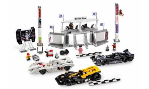 Гонка Гран-при 8161 Лего Гонки (Lego Racers)