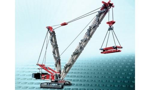 Гусеничный кран 8288 Лего Техник (Lego Technic)