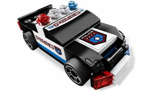 Городской Инфорсер 8301 Лего Гонки (Lego Racers)