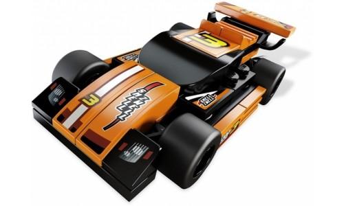 Клевый Сликстер 8304 Лего Гонки (Lego Racers)