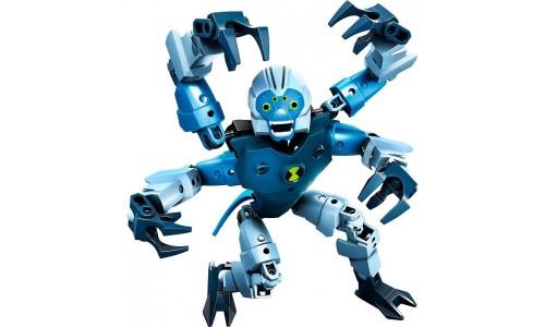 Паук-обезьяна 8409 Лего Бен 10 (Lego Ben 10)