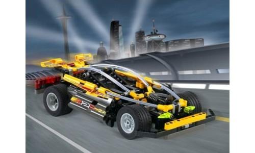 Король бездорожья 8472 Лего Гонки (Lego Racers)