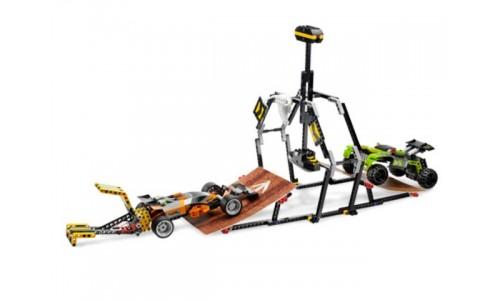 Мощь пустыни 8496 Лего Гонки (Lego Racers)