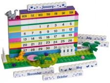 Календарь из кубиков Friends - 850581