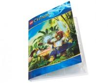 Альбом для игровых карточек Legends of Chima - 850598